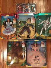 Wizard of Oz Barbie Hollywood Legends Collection