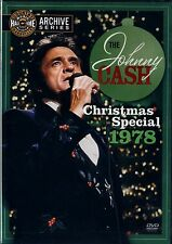 NEW DVD // JOHNNY CASH // CHRISTMAS SPECIAL 1978 // KRIS KRISTOFFERSON