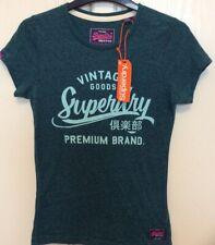BNWT Ladies vintage Superdry T-shirt UK 6, XXS, US 2, EU 34 BRAND NEW