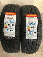 2x 185/65 15 GOLDPARTNER  BRAND PREMIUM QUALITY CAR TYRES EXCELLENT WET GRIP