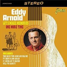 Eddy Arnold - Let's Make Memories One More Time [New CD] UK - Import