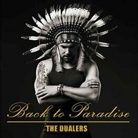 DUALERS THE - BACK TO PARADISE [CD] Sent Sameday*