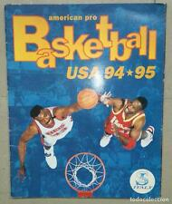 Album de baloncesto Basketball USA 94-95; SL Italy