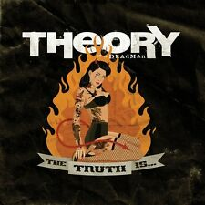 Theory of a Deadman - Truth Is [New CD] Explicit