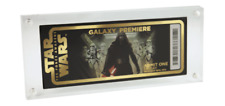2015 Galaxy Premiere Exclusive: Star Wars THE FORCE AWAKENS - Limited Ed Ticket