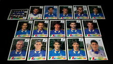 FRANCE 98 ITALY Italia CALCIATORI PANINI WC SCEGLI *** figurina BLACK BACK ***