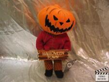 Nightmare Before Christmas Pumpkin King Plush NEW Disney Tim Burton