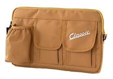 Classic Vespa Glove Box Storage Bag Tool Kit Tan PX GTS ET LX etc