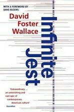 NEW Infinite Jest By David Foster Wallace Paperback Free Shipping