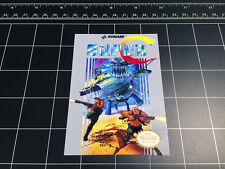 Super C Contra NES box art retro video game decal sticker nintendo alien 80