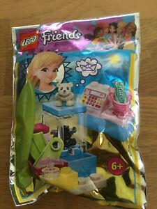 Lego, Polybag, Friends, 561807, Strand, Beach, Laden, Neu, OVP