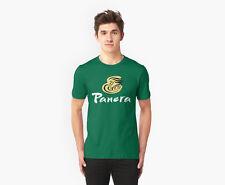 PANERA BREAD BAKERY GREEN T-Shirt S M L XL 2XL. BLACK, WHITE Ready.  BL7