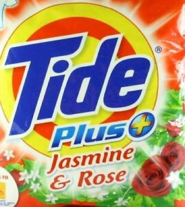 TIDE PLUS WASHING POWDER WITH JASMINE & ROSE EXTRACT 200gm -  FREE SHIPPING