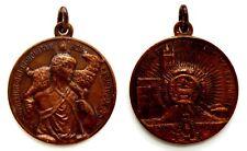 Medaglia VII Congresso Eucaristico Nazionale Genova 1923 (S.Johnson) Bronzo
