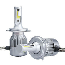 KIT LUCI LED FARI LAMPADE H7 6000K 36W AUTO MOTO HEADLIGHT 6000 LUMEN DRL