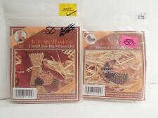 Mill Hill Autumn Harvest Counted Ornament Glass Bead Kit MHAH1 MHAHA4 Witch New