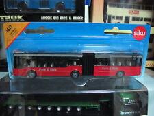 MAN articulated bus bendibus park & ride siku 1617