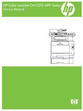 HP Color LaserJet CM2320 MFP Series Service Manual CC434-90969