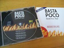 ANONIMO ITALIANO BASTA POCO CD'S RARO PROMO VASCO ROSSI
