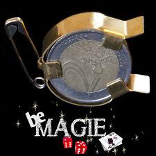Chargeur 4 pièces 2€ - Laiton - Coin Dumper - Magie