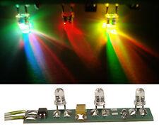 Disco im Personenwagen Lichtorgel für Digitalbetrieb Blinklicht in RGB Farben