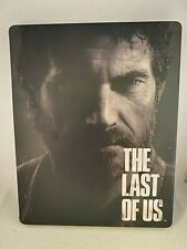 The Last of US Steelbook Case (NO GAME)