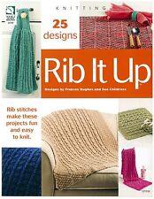 House of White Birches Knitting | Rib It Up | No. 121036