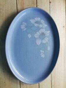 Denby Blue Dawn Oval Platter