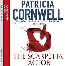 The Scarpetta Factor by Patricia Cornwell (CD-Audio) cd x 6