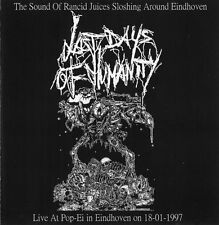 Last Days Of Humanity / Necrocannibalistic Vomitorium CD