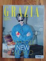 Wanna One Daniel Kang GRAZIA May 2020 magazine whole JR NU'EST