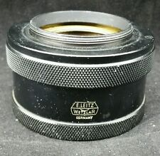 E Leitz Wetzlar adapter 39mm to 51mm Leica fit adapter made in Germany