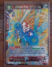 Dragon Ball Super Card Game: Untapped Power SS3 Son Goku