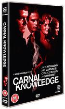CARNAL KNOWLEDGE - DVD - REGION 2 UK