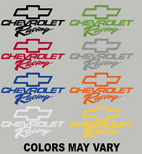 Chevy Racing Buy 1 Get 1 Free Decals Chevrolet Car Truck Sticker Free Shipping