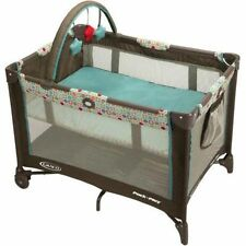 baby bed Graco Pack 'n Play On the Go Playard,full size bassinet Twister
