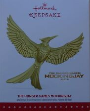 Hallmark 2015 The Hunger Games Mocking Jay