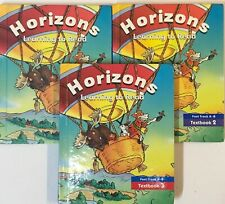 SRA Horizons Learning to Read Fast Track A-B Textbooks 1-3 Book 1 2 3 Bundle