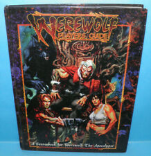 White Wolf Werewolf The Apocalypse RPG 1998 Hardcover #B