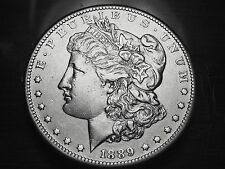 1889 CC Morgan Dollar  * Choice AU ++ *  L@@K