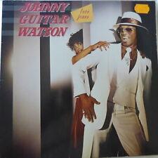 JOHNNY GUITAR WATSON LP LOVE JONES 1980 GERMANY VG++/VG++