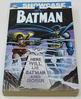 SHOWCASE PRESENTS BATMAN Vol 4 2009 DC Comics TPB GN Here Will Lie Robin Joker