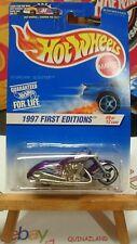 hot wheels First Editions Scorchin' Scooter 1997 (9974)