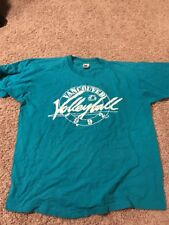 Vintage 1992 Vancouver Volleyball Parks And Recreation T Shirt Adult XL