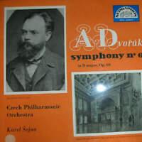 Antonín Dvořák - The Czech Philharmonic Orchestra , Karel Šejna - Symphony No. 6
