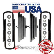 """00-04 FORD Excursion 2.8"""" Front Leveling Lift Kit 4X4 4WD Mini Leaf Spring Pack"""