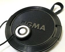 Sigma Camera Front Lens Cap Genuine original vintage 55mm
