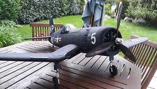 Dynam F4U Corsair EPO 1270mm V2 Warbird Brushless LiPo RC Flugzeug Mustang Navy