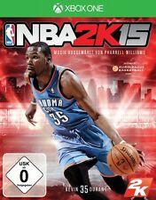 NBA 2K15 XBOX-One Neu & OVP