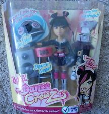 """new Bratz Dance Crewz - """"Jade"""" doll and fashion clothes too set RARE sold out"""